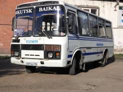 ПАЗ. Продам автобус , 23 места, С маршрутом, работой
