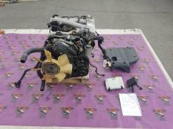Двигатель в сборе. Toyota: Mark II Wagon Blit, Crown Majesta, Crown, Verossa, Mark II, Progres, Brevis Двигатель 1JZFSE