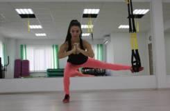 TRX-тренинг - твое идеальное тело! Набор группы! VForme фитнес студия