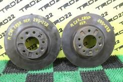 Диск тормозной. Mazda MPV, LY3P Mazda CX-7, ER, ER19, ER3P