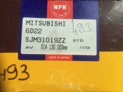 Кольца поршневые MITSUBISHI FUSO 6D22/6D22-T JAPAN (NPR) STD SJM31019ZZ