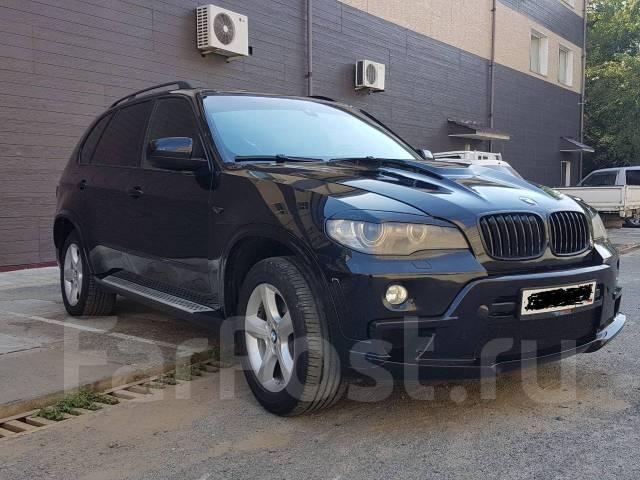BMW X5. автомат, 4wd, 4.8 (353л.с.), бензин, 160 000тыс. км