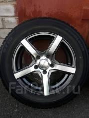 """Sakura Wheels. 6.5x15"""", 5x114.30, ET35, ЦО 73,1мм."""