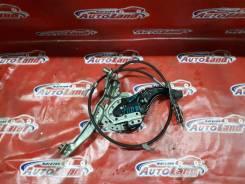 Педаль ручника. Nissan Tiida, C11, C11X Двигатель HR15DE