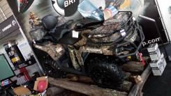 BRP Can-Am Outlander Max 650 XT. исправен, есть птс, без пробега