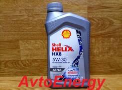 Shell Helix. Вязкость 5W-30, синтетическое