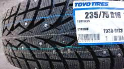 Toyo Observe G3-Ice. Зимние, шипованные, 2018 год, без износа, 4 шт