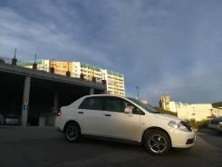 Nissan Latio. автомат, передний, 1.5 (110л.с.), бензин, 135 000тыс. км