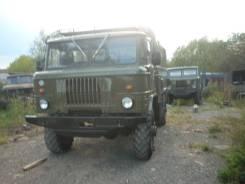 ГАЗ 66. Продам ГАЗ66 с гос. резерва, 1984г. выпуска., 2 000кг., 4x4