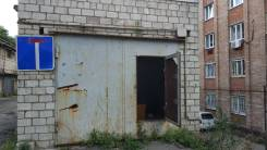 Боксы гаражные. улица Станюковича 28а, р-н Эгершельд, 38кв.м., электричество, подвал.