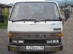 Toyota Dyna. Продается грузовик toyota dyna, 2 000куб. см., 2 000кг., 4x2. Под заказ