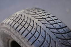 Michelin Latitude Alpin LA2. зимние, без шипов, б/у, износ 20%