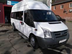 Ford Transit. Продам автобус с хорошей работой, 19 мест, В кредит, лизинг, С маршрутом, работой