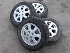 """Комплект колес с резиной. x14"""" 4x100.00"""