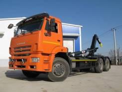 Автосистемы АС-20Д. АС-20Д(63370)на шасси Камаз6520-3072-53 Евро-5нав. Hyvalift мультилифт