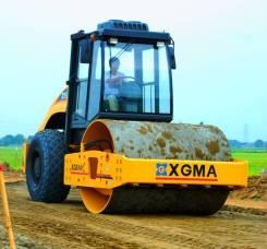 XGMA XG6141. Каток грунтовый вибрационный XGMA XG 6141МH, 6 900куб. см.