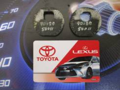 Болт. Lexus: IS300, IS200, LS400, SC300, SC400, GS300 Toyota: Cressida, Allion, Allex, Crown, Aristo, Avensis, Corolla, MR-S, Altezza, Estima, Opa, Vi...
