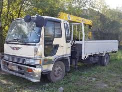 Hino Ranger. HINO Ranger с птс б/п грузовик с манипулятором, 7 500куб. см., 5 000кг., 4x2