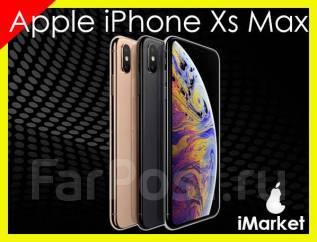 Apple iPhone Xs Max. Новый, 256 Гб и больше, Золотой, Серебристый, Черный, Dual-SIM
