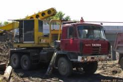 Tatra UDS-114. Татра удс 114, 0,70куб. м.