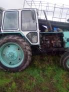 ЮМЗ 6. Трактор, 65 л.с.