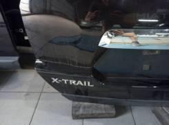Накладка на дверь багажника. Nissan X-Trail, DNT31, NT31, T31, T31R, TNT31 Двигатели: M9R, MR20DE, QR25DE