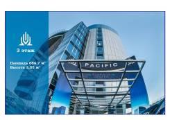 БЦ «Pacific Business Center» — офисные площади — 41 и 47 метров. 88кв.м., улица Некрасовская 36б, р-н Некрасовская