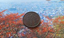 Япония. Редкий 1 сен 1929 года. Торг!