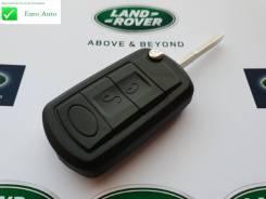 Корпус ключа. Land Rover Discovery, L319 Land Rover Range Rover Sport, L320, L494 Двигатели: 204PTINGENIUM, LRTDV6, 428PS, 508PS, 448DT, 368DT, SI4, 3...