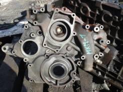 Лобовина двигателя. Mitsubishi Canter Двигатель 4D33