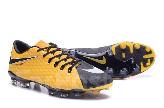 Футбольные бутсы Nike Hypervenom Phelon III FG - Обувь во Владивостоке 842130d20a4
