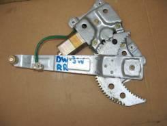Стеклоподъемный механизм. Mazda Demio, DW, DW3W Двигатель B3E