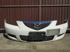 Бампер. Mazda Mazda3 Mazda Axela, BK3P, BK5P, BKEP Двигатели: L3VE, LFDE, LFVE, ZYVE, L3VDT