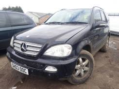 Ступица (кулак цапфа) задняя правая Mercedes W163 (ML Class) (1998-2005)