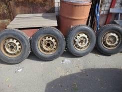 Колеса 6.40R14 (175R14-6PRLT) комплект 4 шт., на дисках от Mazda Bongo