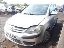 КПП 5ст (механическая коробка) Volkswagen Golf Plus