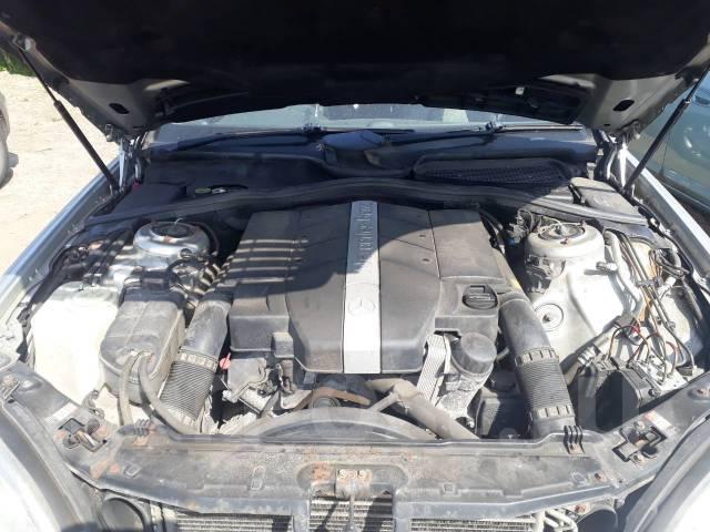 Переключатель круиз контроля Mercedes W220 (S class)