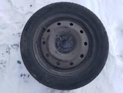 """Комплект колес штамповки 4 шт. x15"""" 4x100.00 ЦО 54,1мм."""