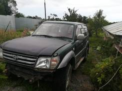Toyota Land Cruiser Prado. автомат, 4wd, 3.0 (140 л.с.), дизель