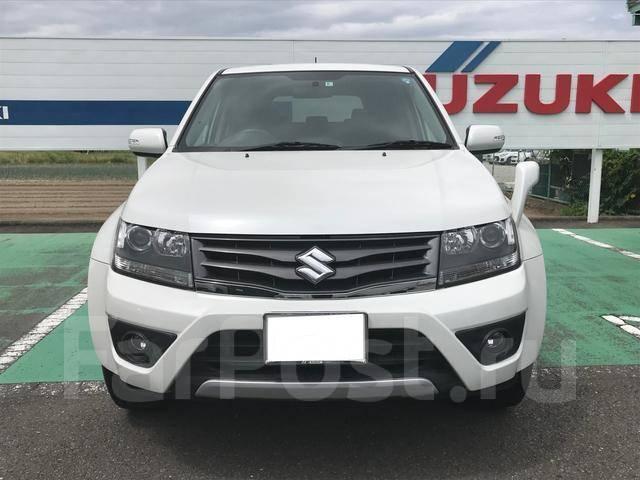 Suzuki Escudo. автомат, 4wd, 2.4 (166л.с.), бензин, б/п. Под заказ