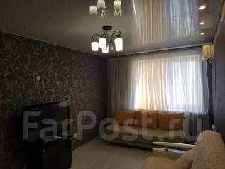 1-комнатная, улица Сысоева 2. Индустриальный, 45кв.м.