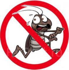 Уничтожение тараканов на 100 процентов