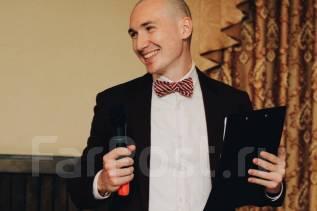 Огранизатор и ведущий nikolas.show