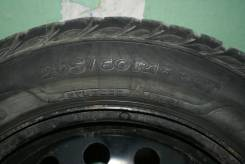 "Зимняя резина на дисках с колпаками. 6.5x16"" 5x114.30 ET-38 ЦО 60,1мм."