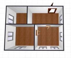 Продаётся дом с участком на Слободе. Ул. Гончарука, р-н Слобода, площадь дома 44кв.м., электричество 8 кВт, отопление твердотопливное, от агентства...