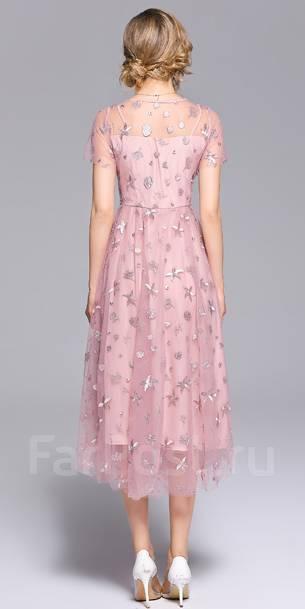 04791fe32981504 Новинка 2018! Невероятно нежное платье - Основная одежда во Владивостоке