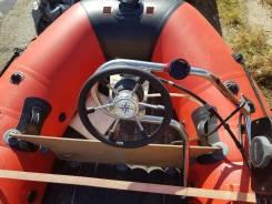 Гладиатор E 420. 2016 год год, длина 4,20м., двигатель подвесной, 40,00л.с., бензин