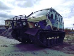 ГАЗ 3409. Снегоболотоход газ-3409 бобр, 3 600,00кг.