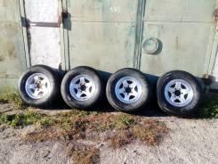 """Диски Bridgestone CV928 R16. 7.0x16"""" 6x139.70 ET20 ЦО 110,0мм."""