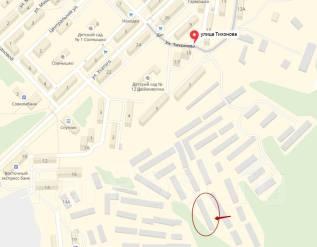 Гаражи капитальные. улица Тихонова 5, р-н ул. Тихонова 5, 60кв.м., электричество, подвал.